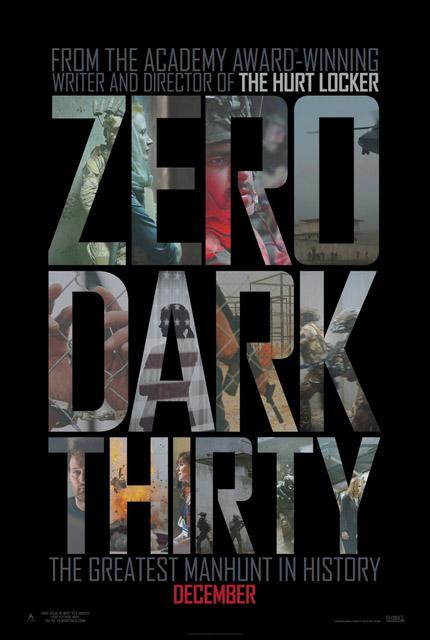 Zero Dark Thirty Full Movie